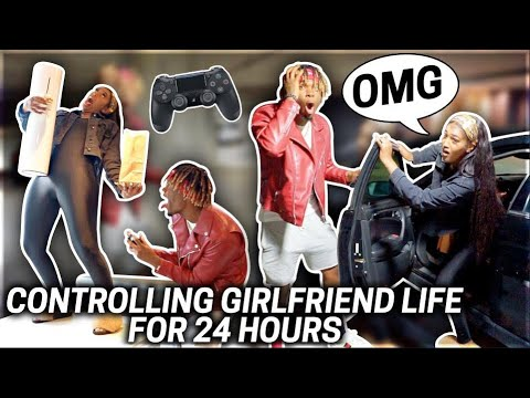 My Boyfriend CONTROLS My Life FOR 24 HOURS!!!😂 **HILARIOUS**