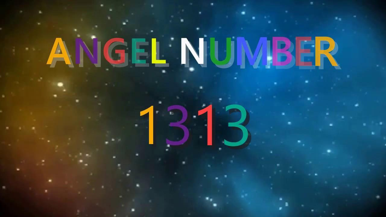 1313 numerology