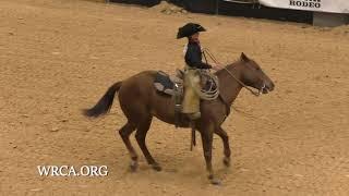 Junior Ranch Horse Show - 2018 WRCA World Championship Ranch Rodeo