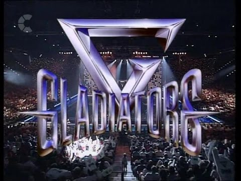 ITV's Gladiators - Series 1 Episode 1 - 10th October 1992