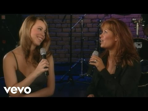 Mariah Carey - Conversation with Brenda K. Starr (from Around the World)