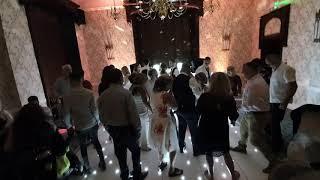 Sammy & Tom's wedding reception 19-04-2019 at Rowton Castle Living on a Prayer