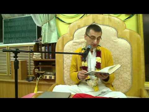 Шримад Бхагаватам 3.33.1 - Амала Кришна прабху