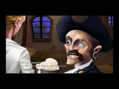 The Secret of Monkey Island - Ab ins Retrouniversum! [GER]