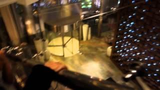 The Address downtown Hotel Dubai Fire 31.12.2015 Inside