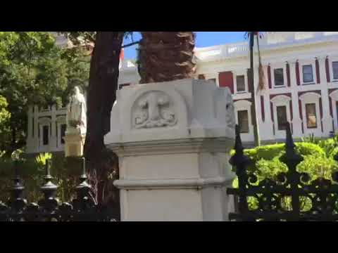 The Company's Garden: Cape Town 09/12/17