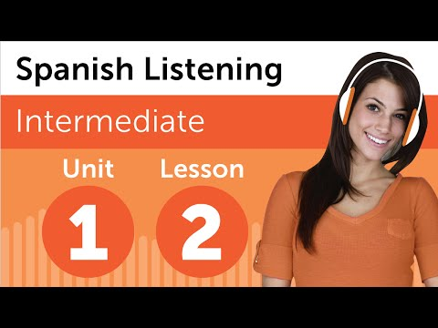 Spanish Listening Practice - Reserving a Room in Mexican
