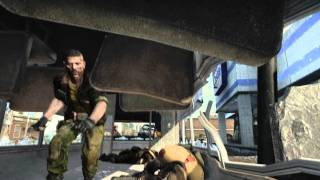 HomeFront - PC  Gameplay on  HD 4890
