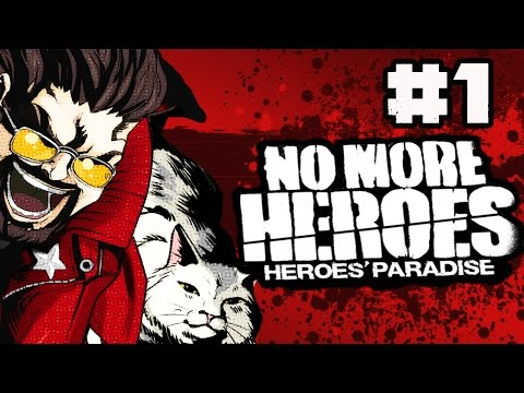 Matt Plays No More Heroes: Heroes' Paradise (Part 1)