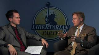 Tom Palmer - Free Trade, Protectionism, GM, and Peter Schiff Part 1/3