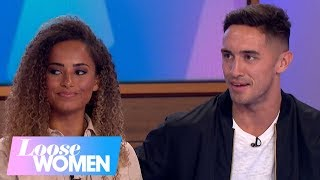 Love Island Winners Amber and Greg Reveal What Is Next for Them | Loose Women