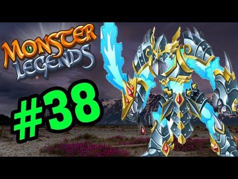 Monster Legends - THORDER Hoàn Thiện Team Legend - Thế Giới Quái Vật #38
