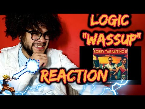Logic - Wassup ft. Big Sean (Official Audio) * IT'S LIT!!!!!! * REACTION & THOUGHTS | JAYVISIONS