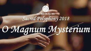 Sacred Polyphony 2018 - Post-Mass Motet:
