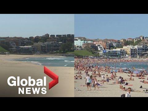 Coronavirus Outbreak: Popular Tourist Landmarks Before And After COVID-19 Outbreak