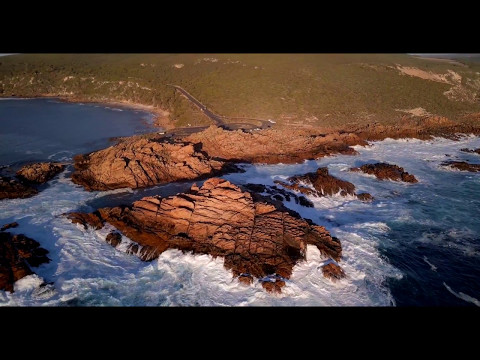 The South West - Busselton to Canal Rocks Western Australia by Droning About