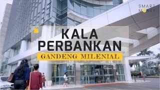 Kala Perbankan Gandeng Milenial