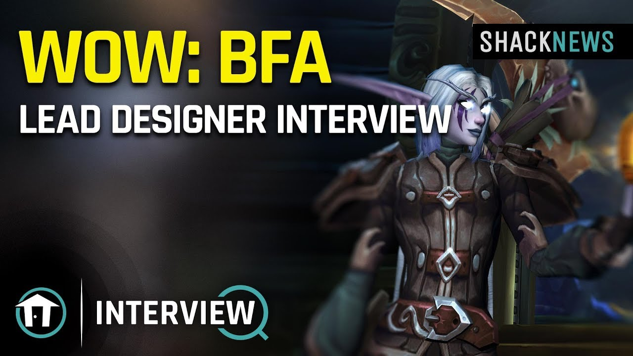 WoW: BFA braces for the Rise of Azshara update next week