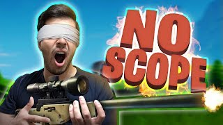 CLUTCH SNIPER NO SCOPE TO SEAL THE GAME - Fortnite Battle Royale