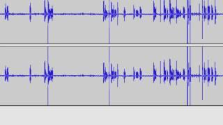 Sony Vegas Pro 9: Audio Editing with Audacity