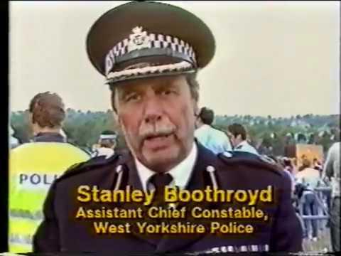 RS V 1982 LEEDS TV SHOW