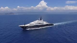 Alfa Nero Superyacht
