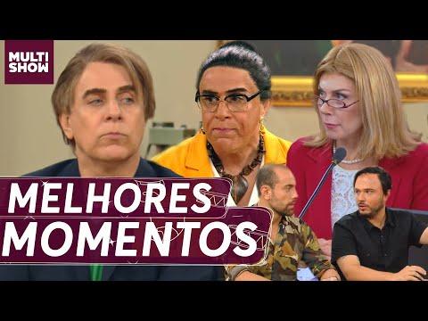 TOMSONARO recebe Marina, Crazy Hoffmann e mais! 😂 | Melhores Momentos | Multi Tom | Humor Multishow