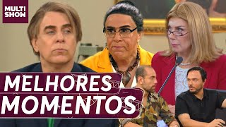 TOMSONARO recebe Marina, Crazy Hoffmann e mais! ???? | Melhores Momentos | Multi Tom | Humor Multish