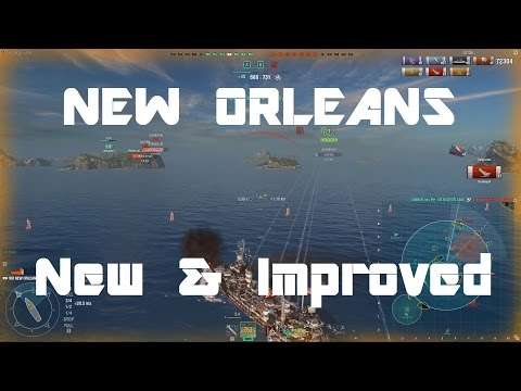 New Orleans - New & Improved