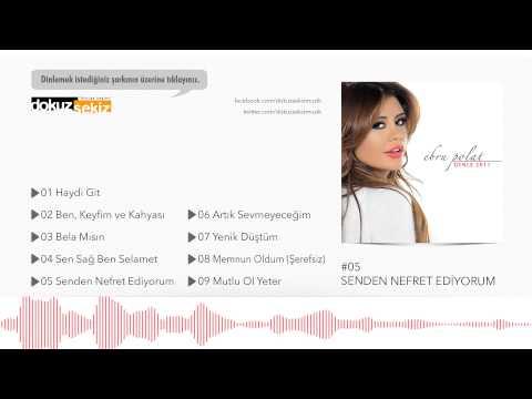 Ebru Polat - Senden Nefret Ediyorum (Official Audio)