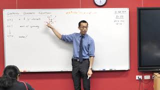 Graphing Quadratics Equations (2 of 6: Summary of basic features)