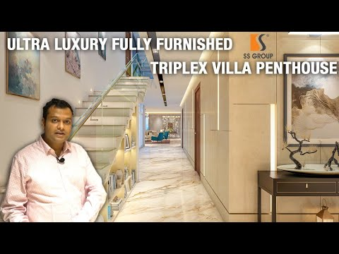 SS The Hibiscus Sector 50, Gurgaon | Villa like Penthouse | Fully Furnished