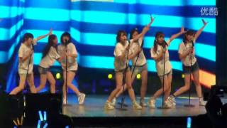 "SNH48 ""Blooming For You"" 18.ヘビーローテーション 2013-5-25"