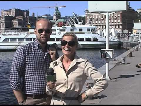 Shagreene goes to Stockholm with Lars Nilsson