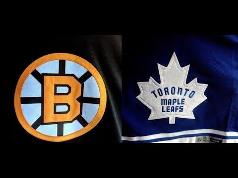 Boston Bruins Round 1 Game 7 Hype