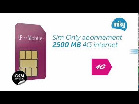 Sim Only voor maar € 19,-