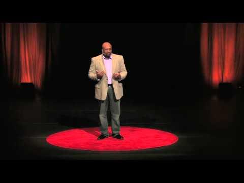 Daddy, What's a Racist? | Ahmad Ward | TEDxBirmingham