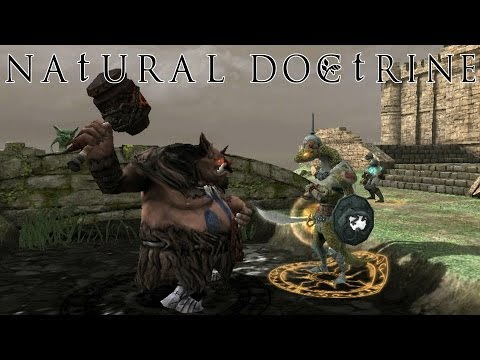 Natural Doctrine - Hands-On Preview