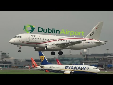 Spotting at Dublin Airport | 2nd August 2016