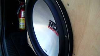 1 mtx 9500 15 bass i love you +flex