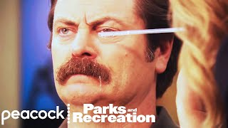 Parks and Recreation - Deleted Scene: Breaking Ron Down (Digital Exclusive)