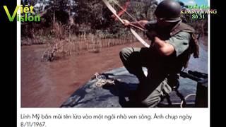 """2046. Con lai, Việt kiều Mỹ Kimmy Tang: """"Cha tao cướp nước của Mẹ tao, hành hạ đồng bào của Mẹ tao"""""""