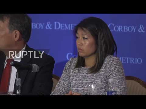 USA: United passenger suffered concussion, intends to file lawsuit -  lawyer