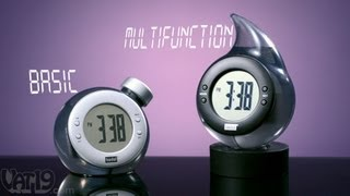Water-powered Clocks Run For Months Solely On Tap Water!