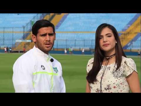 José Pinto, futbolista guatemalteco del equipo Antigua FC