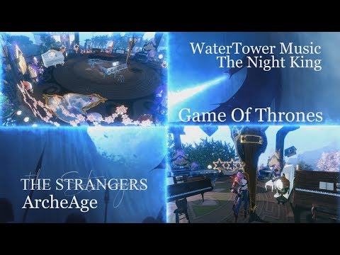 WaterTower Music - The Night King [The Strangers] Game Of Thrones (ArcheAge Cover)