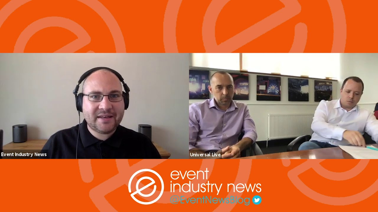 Podcast: Universal Live & Capita Travel and Events