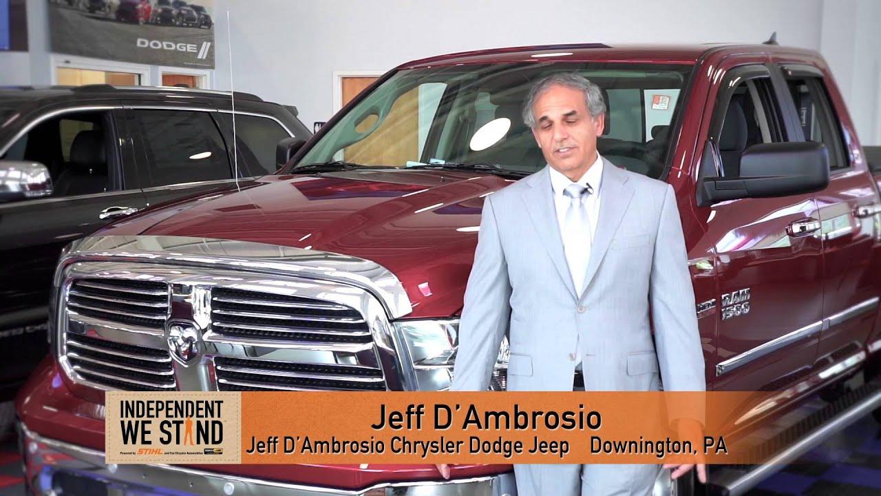 Jeff D Ambrosio D Ambrosio Auto Group Youtube