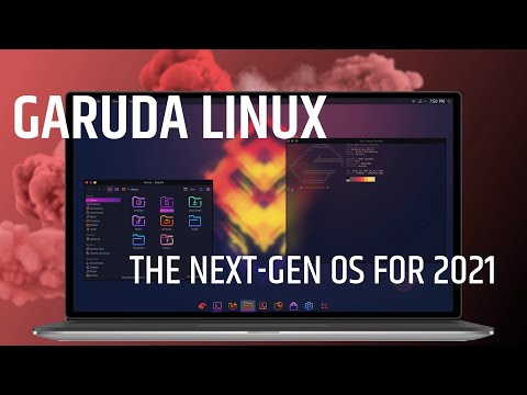 Garuda Linux : The Next-Generation Linux Distro Is Here With STUNNING FEATURES ( FOR 2021)