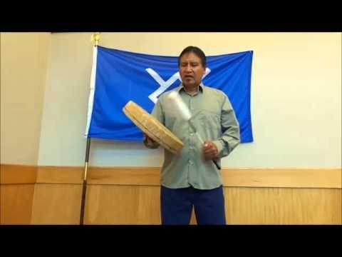 Northern Cheyenne Flag Song Birney version
